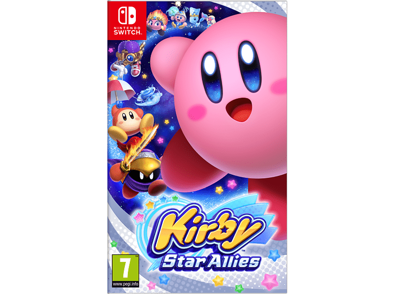Kirby Star Allies Nintendo Switch gaming games switch games