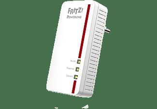 AVM 20002819 1200Mbit-s Ethernet LAN Wi-Fi Wit 2stuk(s) PowerLine-netwerkadapter