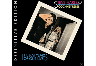 Steve Harley, Cockney Rebel - The Best Years of Our Lives [Definitve Edition) [CD]