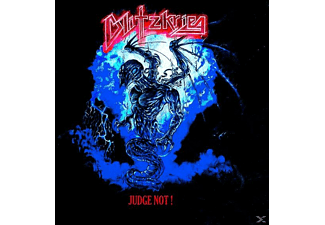 Blitzkrieg - Judge Not (Ltd.Green Vinyl) - (Vinyl)