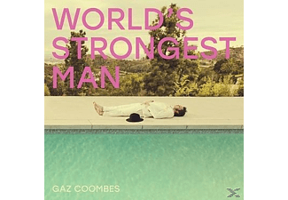 Gaz Coombes - WORLD S STRONGEST MAN - (CD)