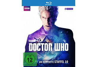 Doctor Who - Die komplette 10. Staffel - (Blu-ray)