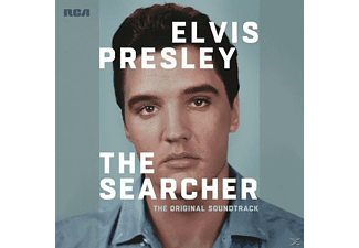 Elvis Presley - Elvis Presley: The Searcher (The Original Soundtra - (Vinyl)