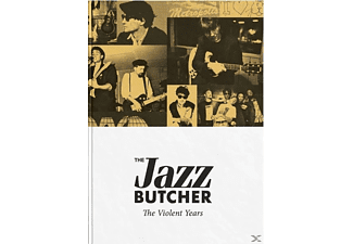 The Jazz Butcher - The Violent Years - (CD)