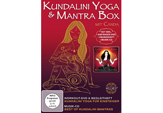 Kundalini Yoga & Mantra Box - (DVD + CD)