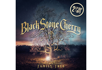 Black Stone Cherry - Family Tree (2LP 180 Gr.+MP3) - (LP + Download)