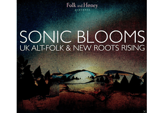 VARIOUS - Sonic Blooms: UK Alt-Folk & New Roots Rising - (CD)