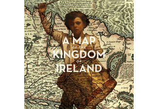 VARIOUS - A Map of the Kingdom of Ireland - (CD)