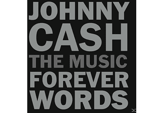 VARIOUS - Johnny Cash: Forever Words [Vinyl]