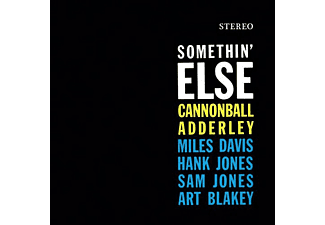 Cannonball Adderley - Somethin' Else (Coloured) (Vinyl LP (nagylemez))