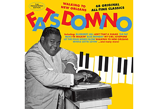 Fats Domino - Walking Into New Orleans (CD)