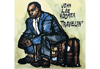 John Lee Hooker - Travelin' / I'm John Lee Hooker (CD)