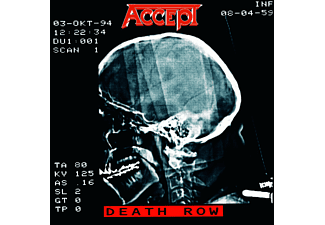 Accept - Death Row (High Quality) (Vinyl LP (nagylemez))