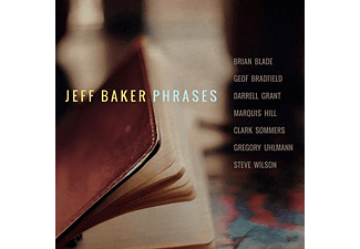 Jeff Baker - Phrases (CD)