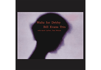 Bill Evans - Waltz For Debby (Coloured) (Vinyl LP (nagylemez))
