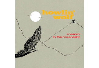 Howlin' Wolf - Moanin' In The Moonlight (Vinyl LP (nagylemez))