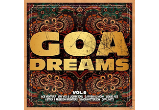 VARIOUS - Goa Dreams Vol.6 - (CD)