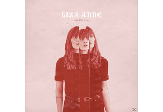 Liza Anne - Fine But Dying - (CD)