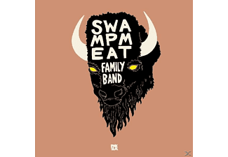Swampmeat Family Band - Too Many Things To Hide - (Vinyl)