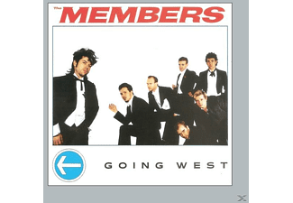 Members - Going West (Remasterd And Sound Improved) - (CD)