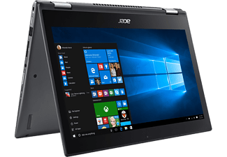 "ACER Spin 5 szürke 2in1 eszköz NX.GR7EU.011 (13,3"" FullHD IPS touch/Core i7/8GB/512GB SSD/Windows 10)"
