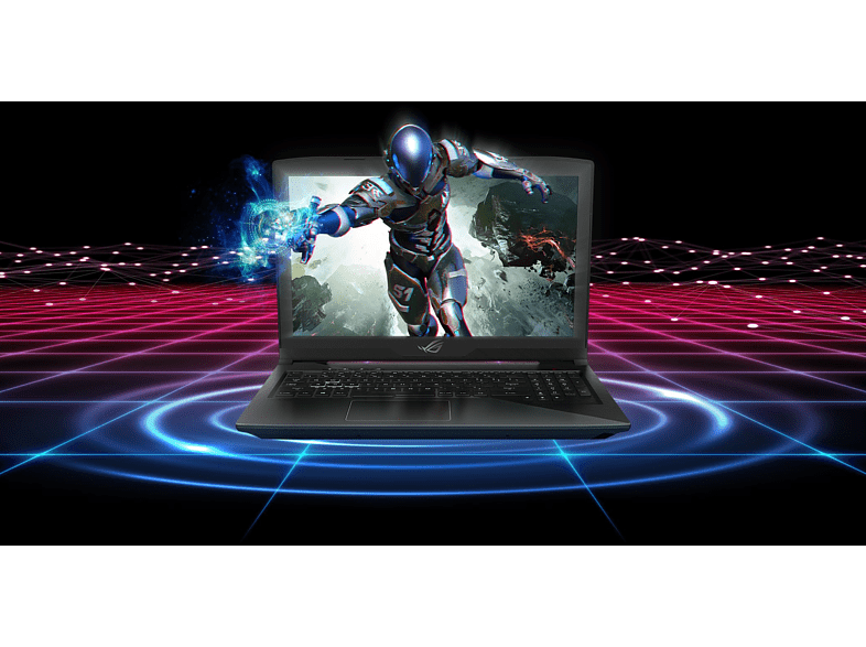 "ASUS ROG Strix GL503VM-ED060T laptop (15,6"" Full HD matt/Core i7/8GB/1TB HDD/GTX 1060 6GB VGA/Windows 10)"