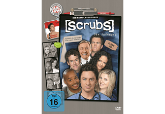 Scrubs - Staffel 1-9 - (DVD)