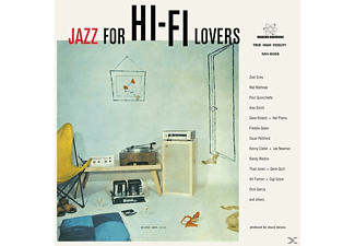 VARIOUS - Jazz For Hi-Fi Lovers (LP) - (Vinyl)