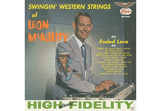 Leon Mcauliff - Swingin' Western Strings Of Leon McAuliff (LP) - (Vinyl)