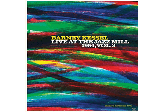 Barney Kessel - Live At The Jazz Mill Vol.2 (LP) - (Vinyl)