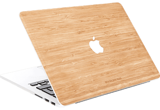 WOODCESSORIES EcoSkin, MacBook Air, MacBook Pro, 13.3 Zoll, Bambusholz