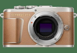 Olympus PEN E-PL9 systeemcamera Body Bruin