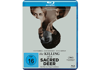 THE KILLING OF A SACRED DEER - (Blu-ray)