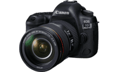 CANON EOS 5 D MARK IV Body and 24-105MM F/4 IS II USM