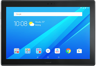 "LENOVO Tab4 10 Plus 10"" fekete tablet 16GB Wifi + LTE (ZA2R0051BG)"