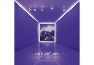 Fall Out Boy - Mania (CD)