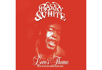 Barry White - Love's Theme: The Best Of The 20Th Century Records Singles (Vinyl LP (nagylemez))
