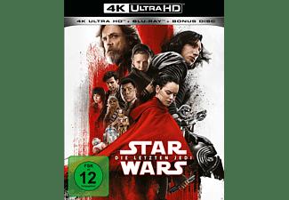Star Wars: Die letzten Jedi - (4K Ultra HD Blu-ray + Blu-ray)