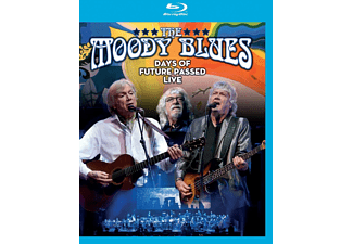 Moody Blues - Days Of Future Passed Live (Blu-ray)