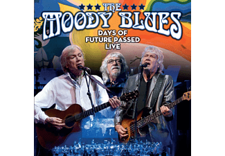 Moody Blues - Days Of Future Passed Live (CD)