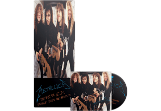 Metallica - The $5.98 E.P. Garage Days Re-Revisited (Díszdobozos kiadvány (Box set))