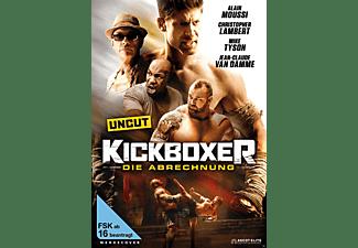 kickboxer die abrechnung action thriller dvd mediamarkt. Black Bedroom Furniture Sets. Home Design Ideas