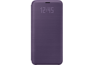 SAMSUNG Samsung Galaxy S9 LED View Cover Paars