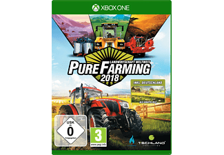 Pure Farming 2018 Day One Edition Simulation