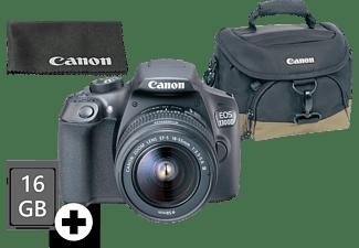 canon eos 1300d kit spiegelreflexkameras inkl objektiv 18 55 mm 18 megapixel mediamarkt. Black Bedroom Furniture Sets. Home Design Ideas