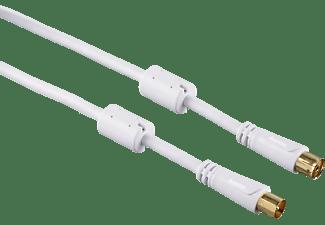 HAMA COAX-kabel verguld 100 db 3 sterren 1,5 meter
