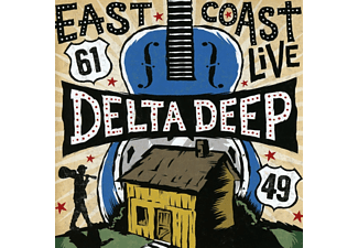 Delta Deep - East Coast Live (CD + DVD)