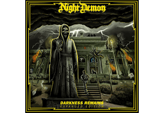 Night Demon - Darkness Remains (Expanded Edition) (Digipak) (CD)