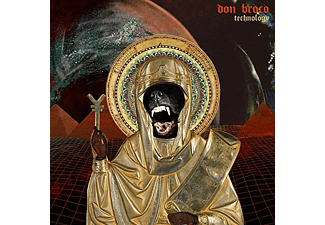 Don Broco - Technology (CD)