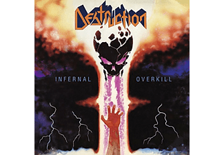 Destruction - Infernal Overkill (CD)